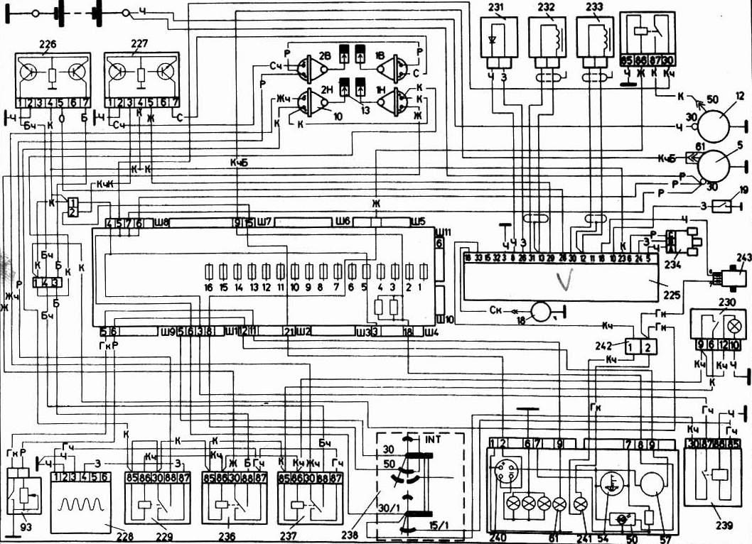 схема транзисторного коммутатора 9